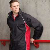 Showerproof training jacket