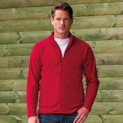Russell Full zip microfleece
