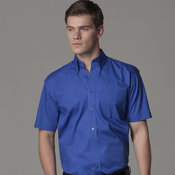 Corporate Oxford Shirt Short Sleeved
