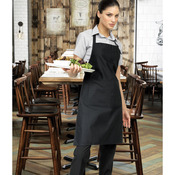 Premier deluxe apron with neck adjusting buckle