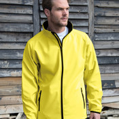 Result Core Mens Printable Sshell Jkt