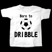 Born to dribble