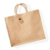 Westford Mill Jute jumbo shopper