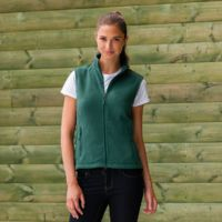 Russell Women's outdoor fleece gilet Thumbnail