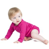 Larkwood Long sleeve baby bodysuit Thumbnail