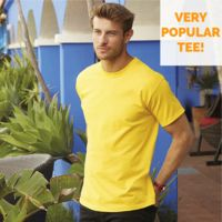 Fruit of the Loom Heavy cotton tee Thumbnail