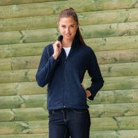 Russell Women's full zip outdoor fleece Thumbnail