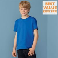 Gildan Softstyle™ youth  ringspun t-shirt Thumbnail