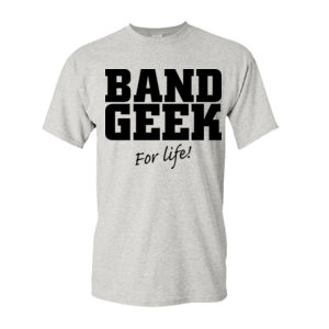 Band geek for life Thumbnail
