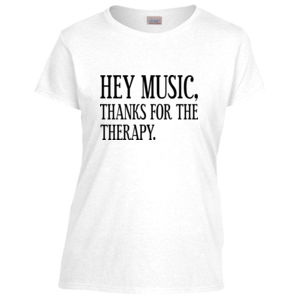 Hey music, thanks for the therapy (ladies) Thumbnail