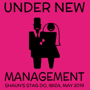 Under New Management Design