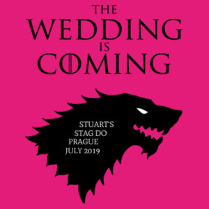 Wedding is Coming Design