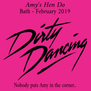 Dirty Dancing Design