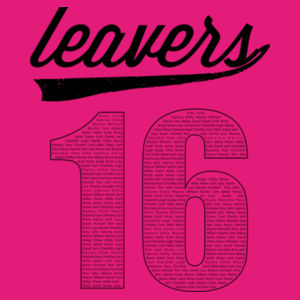 Baseball style leavers Design