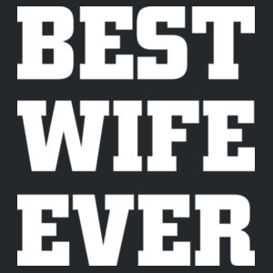 Best wife ever Design