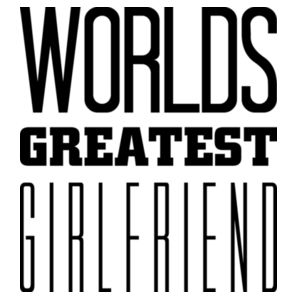 Worlds greatest girlfriend Design