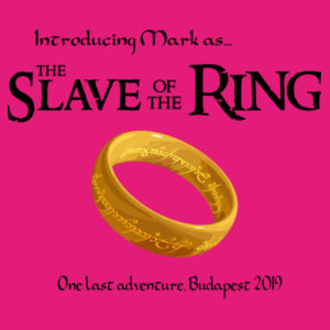 The Slave of the Ring Design