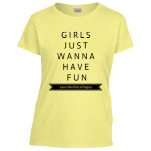 Girls just wanna have fun Thumbnail
