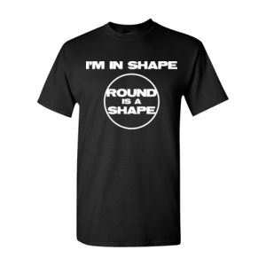 I'm in shape, round is a shape Thumbnail
