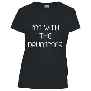 I'm with the drummer Thumbnail