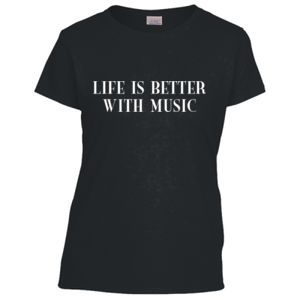Life is better with music (ladies) Thumbnail
